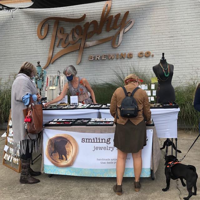 2021 Raleigh Fall Pop-Up Market